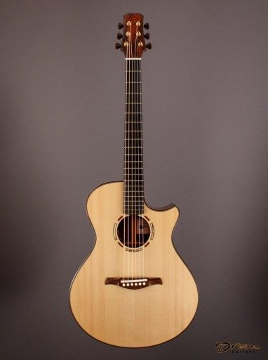 2013 Hamblin GC, The Tree Mahogany/Adirondack Spruce