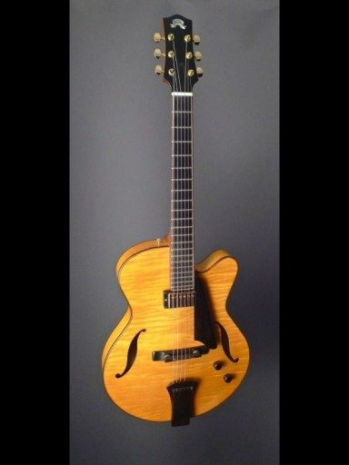 2009 Holst 16 Inch Archtop Laminate Maple/Laminate Maple