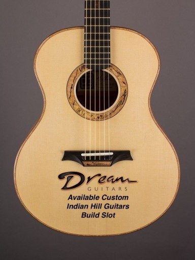 2021 Indian Hill Guitars Build Slot