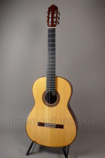 Hill Guitar Company Signature Double Top Classical Guitar
