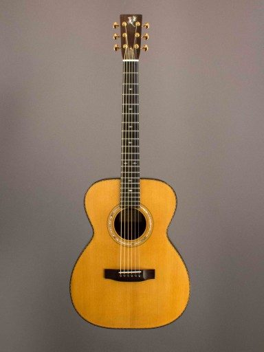 Kelday OM Acoustic Guitar