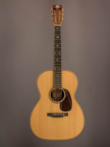 1995 Froggy Bottom B12 Brazilian/Adirondack (Red)