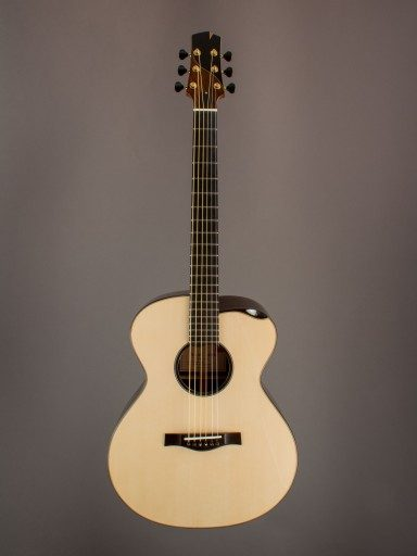 Isaac Jang Guitars OM Acoustic Guitar