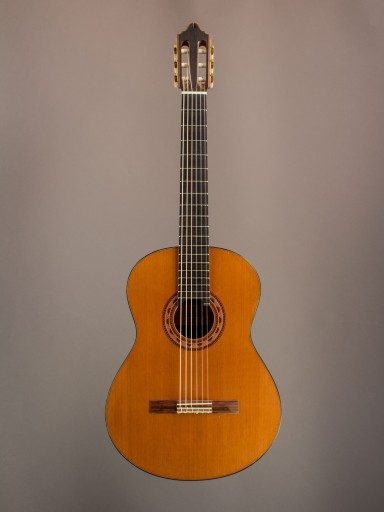 Paul Jacobson Guitars Classical Classical Guitar