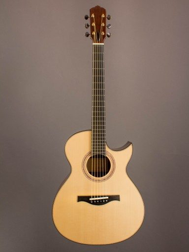 Beauregard OMC Acoustic Guitar