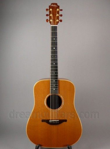 George Lowden Guitars D-22