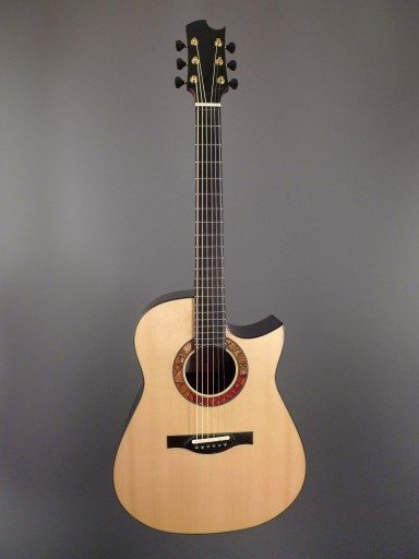Kostal Guitars Mod D Acoustic Guitar