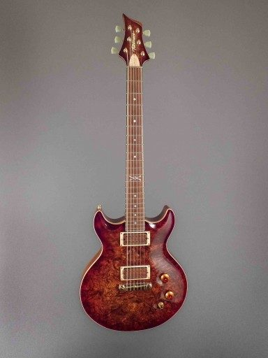 Fibenare Guitars 10th Anniversary Basic Jazz Electric Guitar