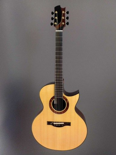 Kostal Guitars J Acoustic Guitar