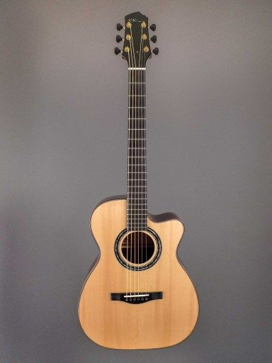 Wingert Concert Muse Acoustic Guitar