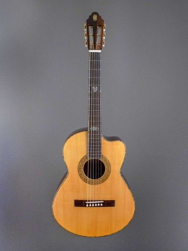 Carruth, Alan 000-12 Acoustic Guitar