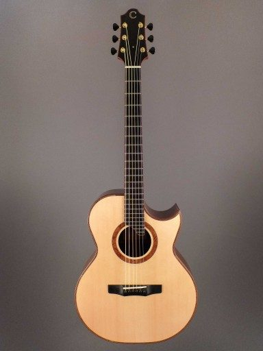 Charis (Bill Wise) Dream Series - SJ Acoustic Guitar