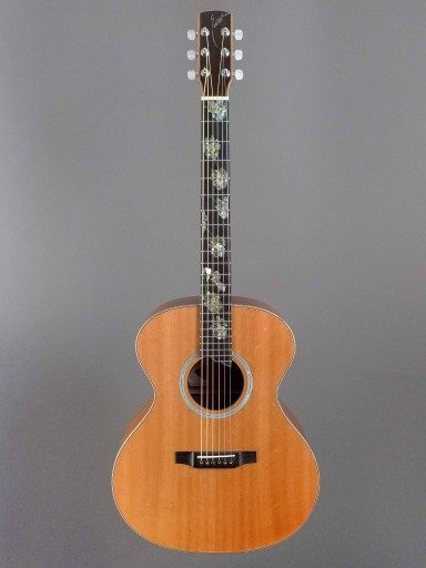 Everett Milano Acoustic Guitar