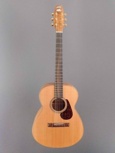 Cumpiano Guitars Concert Acoustic Guitar