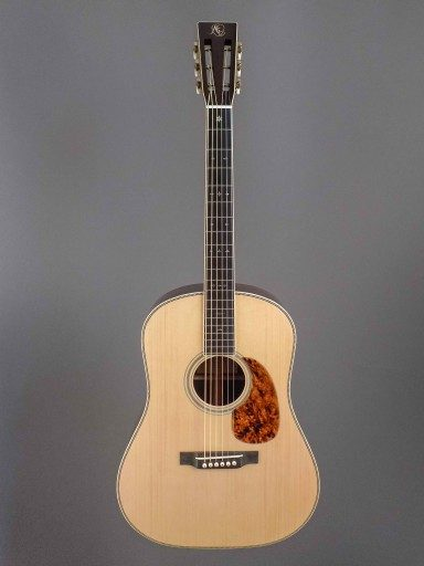 Nashville Guitar Company Slope Shoulder Dreadnought Acoustic Guitar
