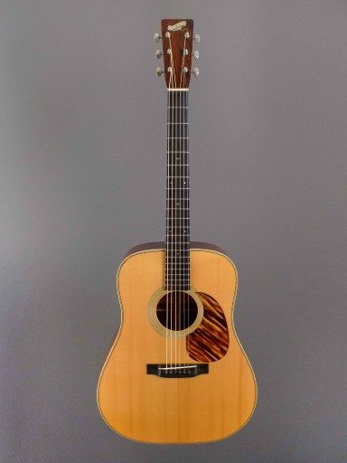 Randy Wood Guitars Dreadnought Acoustic Guitar
