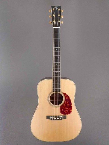Nashville Guitar Company Dreadnought Acoustic Guitar