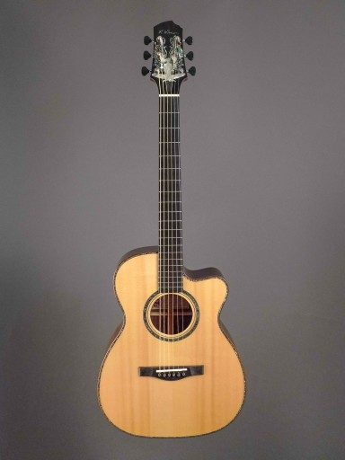 Wingert 00 Acoustic Guitar