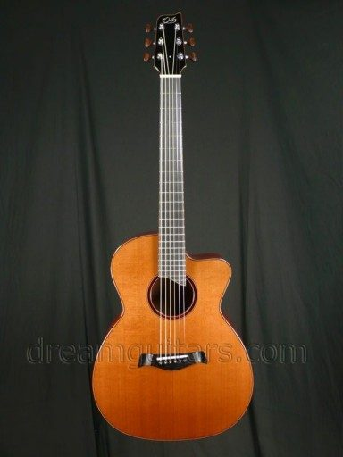 Woolson Soundcraft OM Double Top Acoustic Guitar