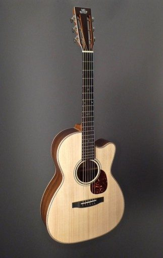 Froggy Bottom H12-C Deluxe Acoustic Guitar