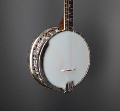 1930 Bacon & Day Style A Super Banjo Maple/