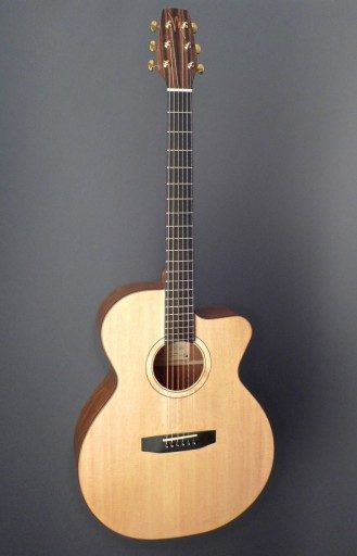 Muiderman Kottke Prototype J16 Acoustic Guitar