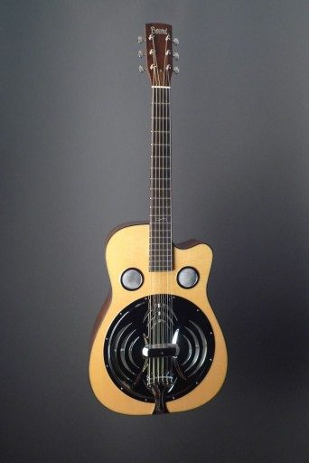 Beard E Acoustic Guitar