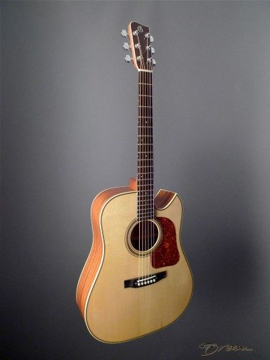 Gallagher Doc Watson Acoustic Guitar
