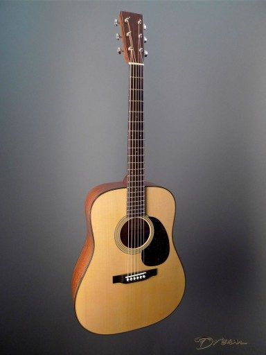Circa (John Slobod) Dreadnought Acoustic Guitar