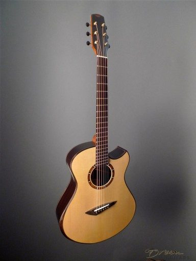 Bashkin Placencia Acoustic Guitar