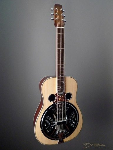 Scheerhorn Guitars L-Body Rob Ickes Resonator Guitar