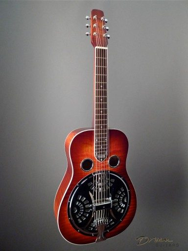 Scheerhorn Guitars L-Body Resonator Guitar