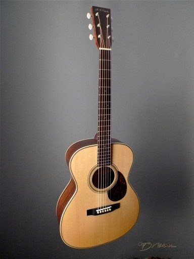 MJ Franks Guitars OM-D Acoustic Guitar