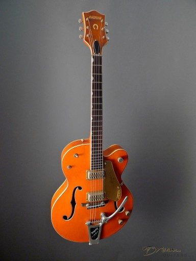 Gretsch Chet Atkins 6120 Hollow Body Sunburst Electric Guitar