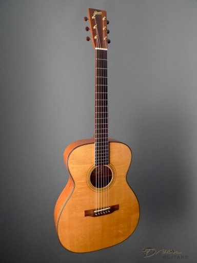 Bown OM Acoustic Guitar