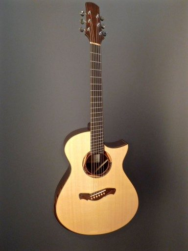 McConnell 16 Inch Acoustic Guitar