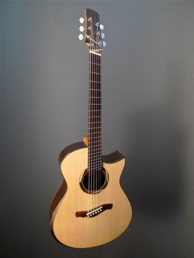 McConnell 15 Inch Acoustic Guitar