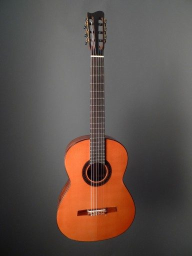 Boaz Guitars Concert Acoustic Guitar