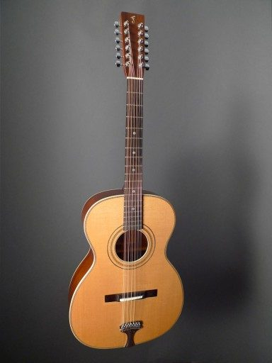 Franklin Stella 12-string Acoustic Guitar