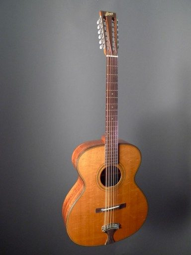 Bown Stella 12-string Acoustic Guitar
