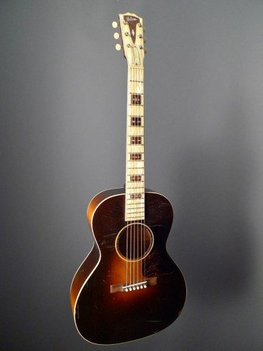 Gibson L Century Acoustic Guitar