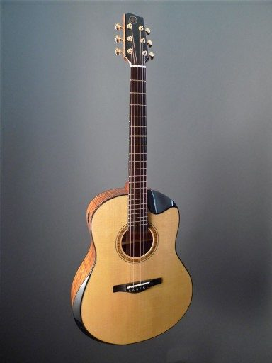 R. S. Muth Guitars S16J Acoustic Guitar