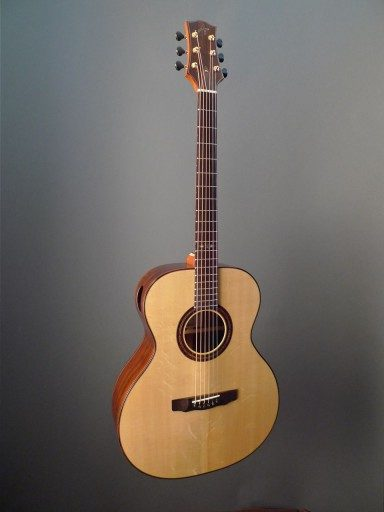 Applegate Baritone Acoustic Guitar
