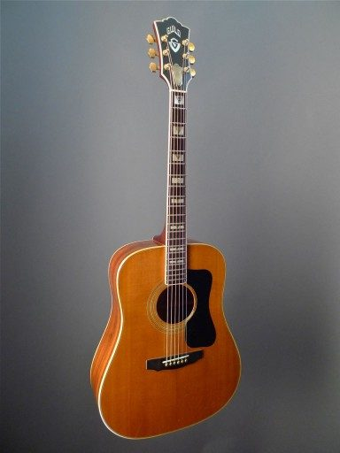 Guild D-55NT Acoustic Guitar