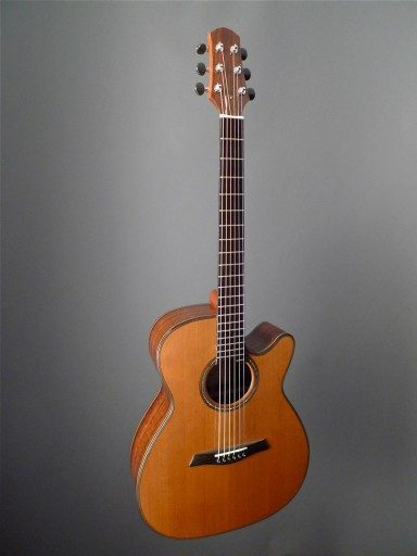 Joshia de Jonge Guitars OMC Acoustic Guitar