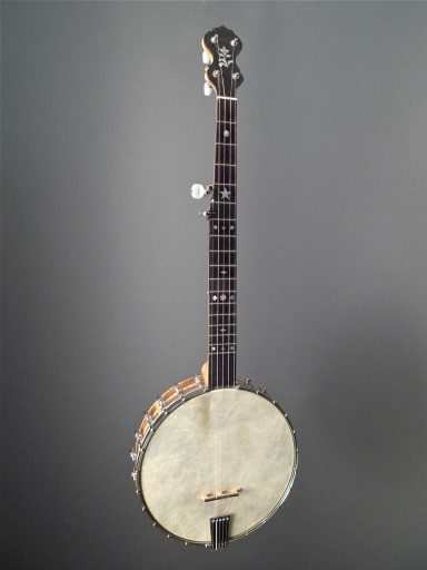 Hickler Banjos Old Time Banjo
