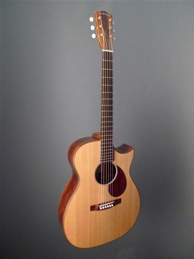 Wilborn Guitars OM Acoustic Guitar