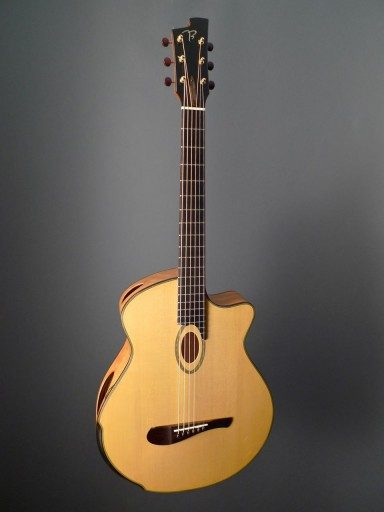 Beardsell Style 2 Acoustic Guitar