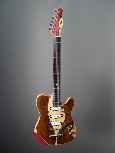 Soderlund Guitars T3 Africaster Electric Guitar