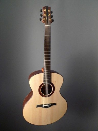 Stotzel Guitars Zoe Small Jumbo Acoustic Guitar
